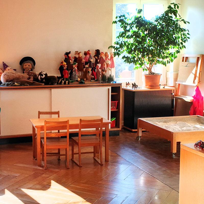 Beratungsstelle für Familien mit Kindern im Vorschulalter